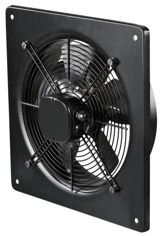 осевые вентиляторы woks